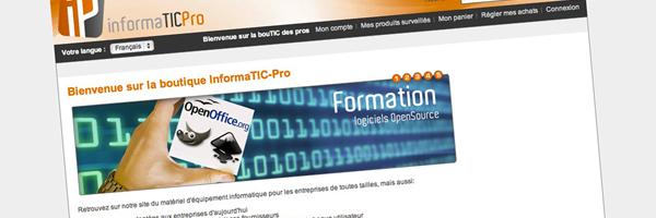 informaTIC Pro - bureau2crea