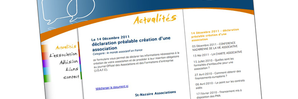 Saint-Nazaire Associations - bureau2crea