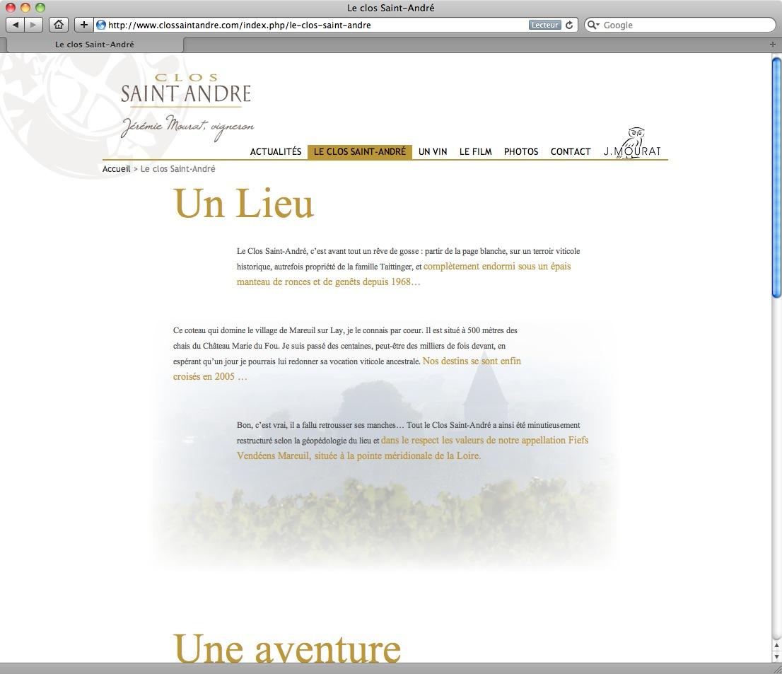 Clos Saint-André - bureau2crea