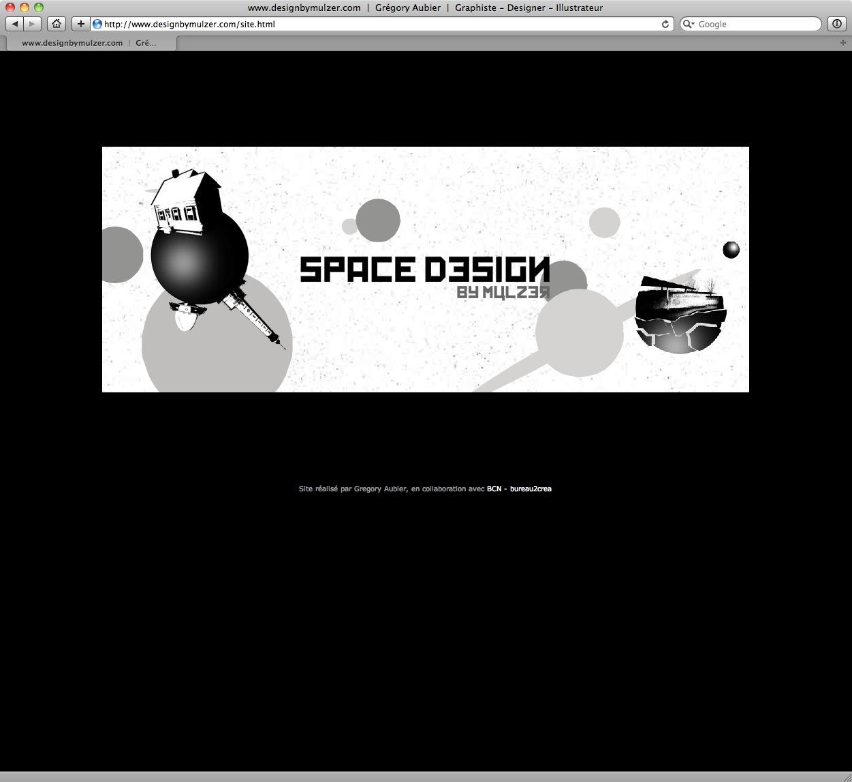 Design by Mulzer - Grégory Aubier - bureau2crea