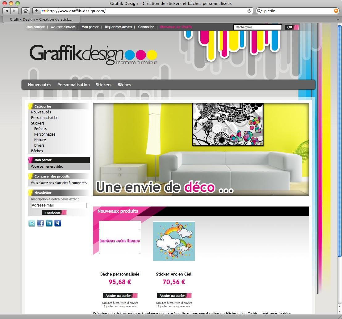 Graffik Design - bureau2crea