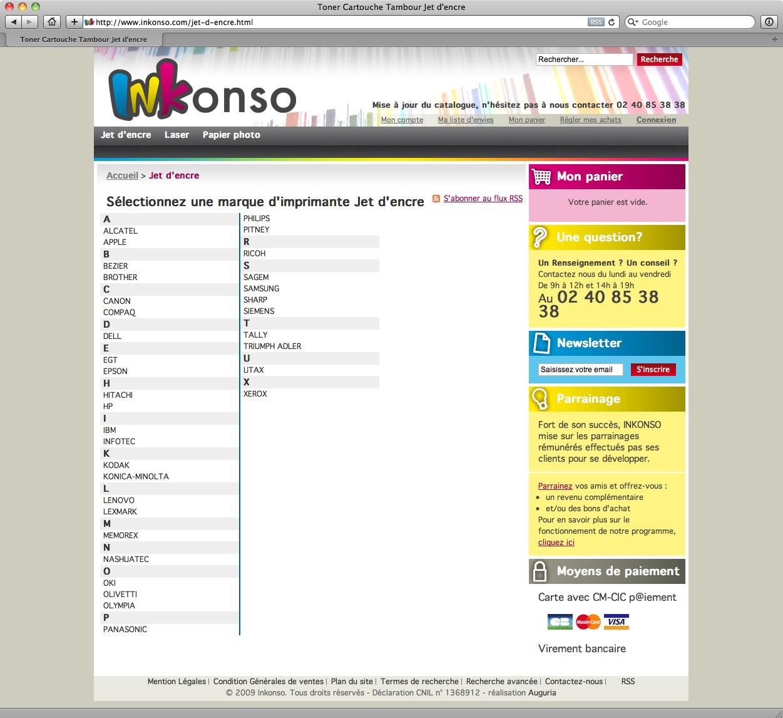 Inkonso - bureau2crea